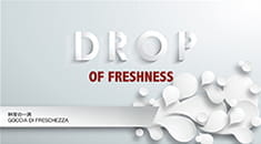 DROP OF FRESHNESS