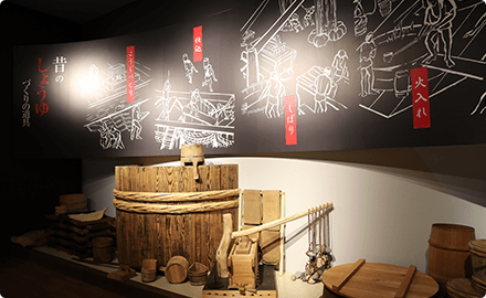 ヤマサ醤油銚子工場