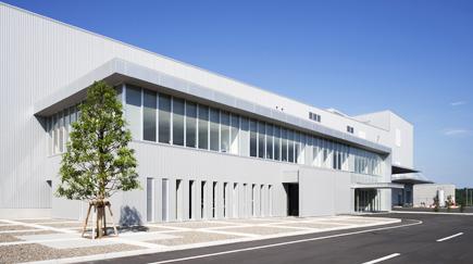 成田工場竣工 のお知らせ