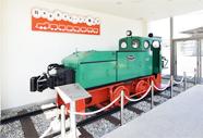 ドイツ製のディーゼル機関車