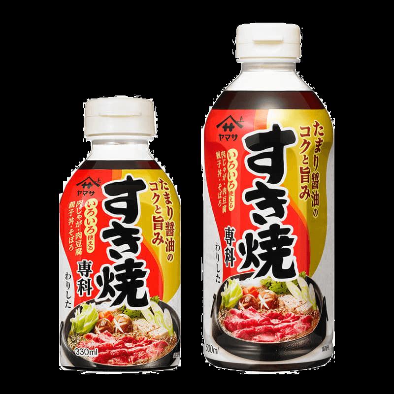 ヤマサすき焼専科 【ヤマサ醤油株式会社】