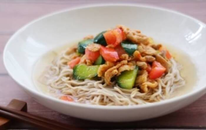簡単おいしい♪夏麺アイディアレシピ