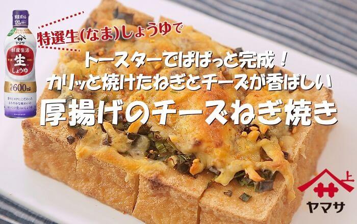 動画でチェック♪「特選生(なま)しょうゆ」で楽しむおすすめ簡単レシピ
