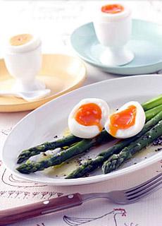 ゆで卵の基本レッスン